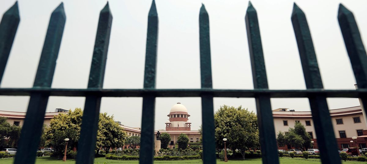 Supreme Court suggests enacting a law to regulate NGOs, their funding using public money