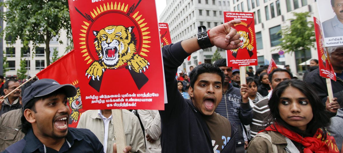 EU court keeps Hamas on terrorism list, removes Tamil Tigers