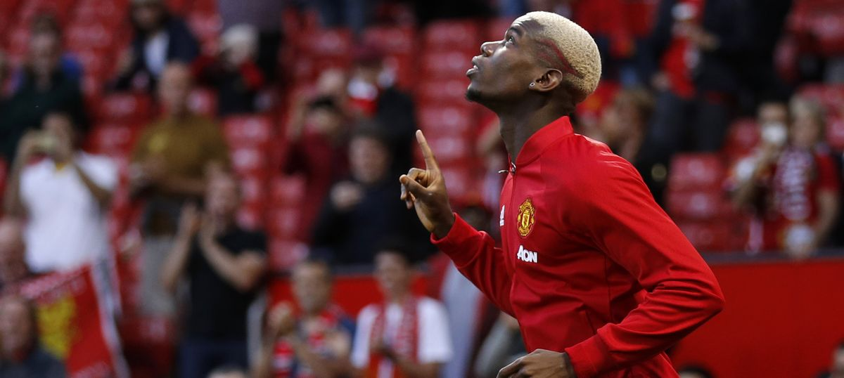 'I will be there to help the team mentally': Pogba backs team to get job done against City