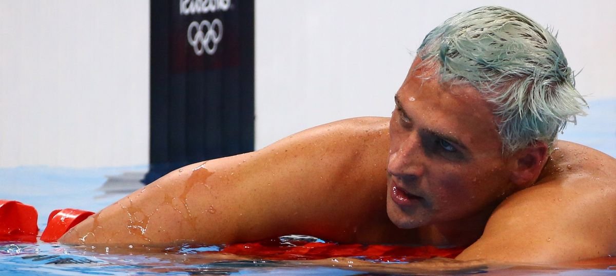 Who is Ryan Lochte and what has he done for the world to hate him despite his Olympic medal?