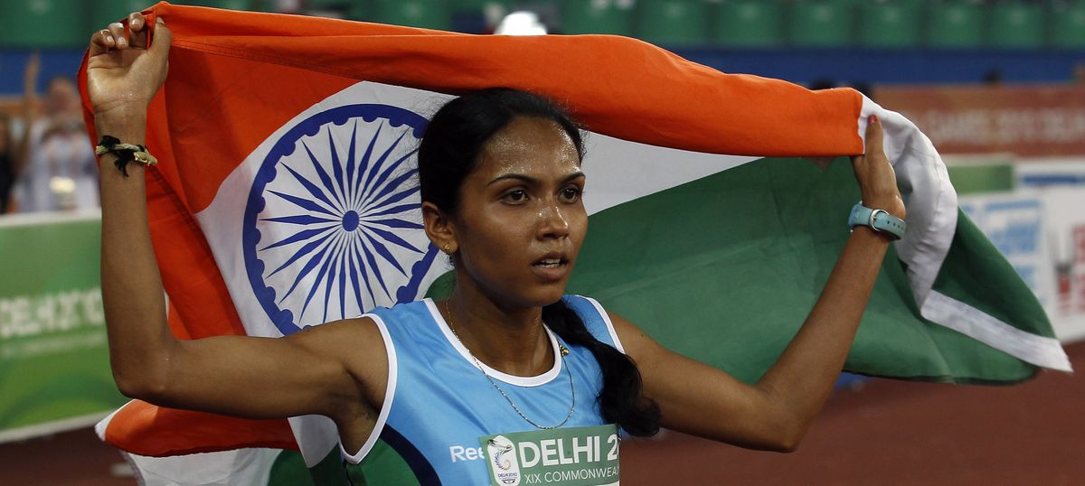 Indian marathon runner Kavita Raut seems to contradict compatriot's version about callous officials