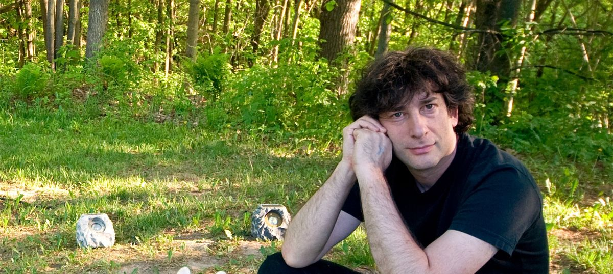 Love Neil Gaiman the novelist? So do we, but did he really have to write these childish essays?