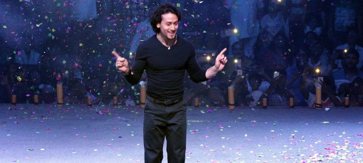 How Tiger Shroff earned his stripes