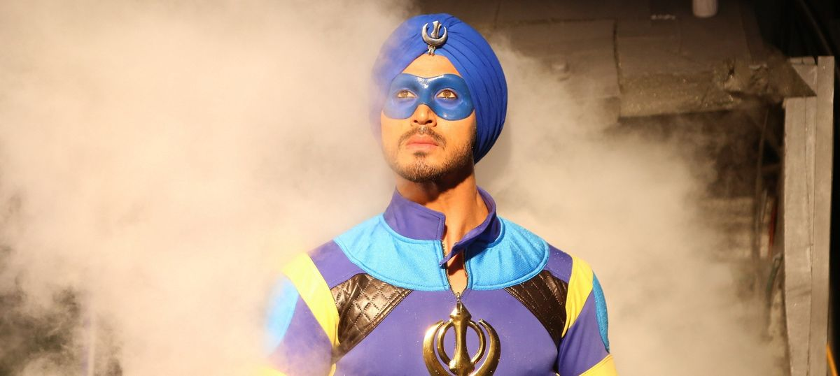 Film Review A Flying Jatt Grins Its Way Out Of Air Pockets