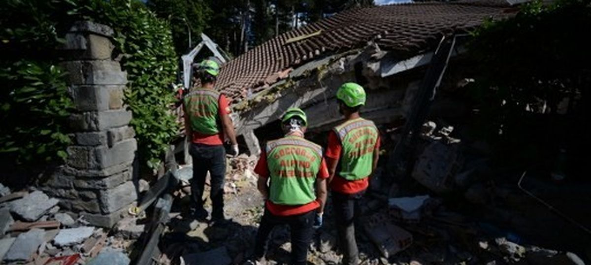 At least 247 killed in central Italy earthquake