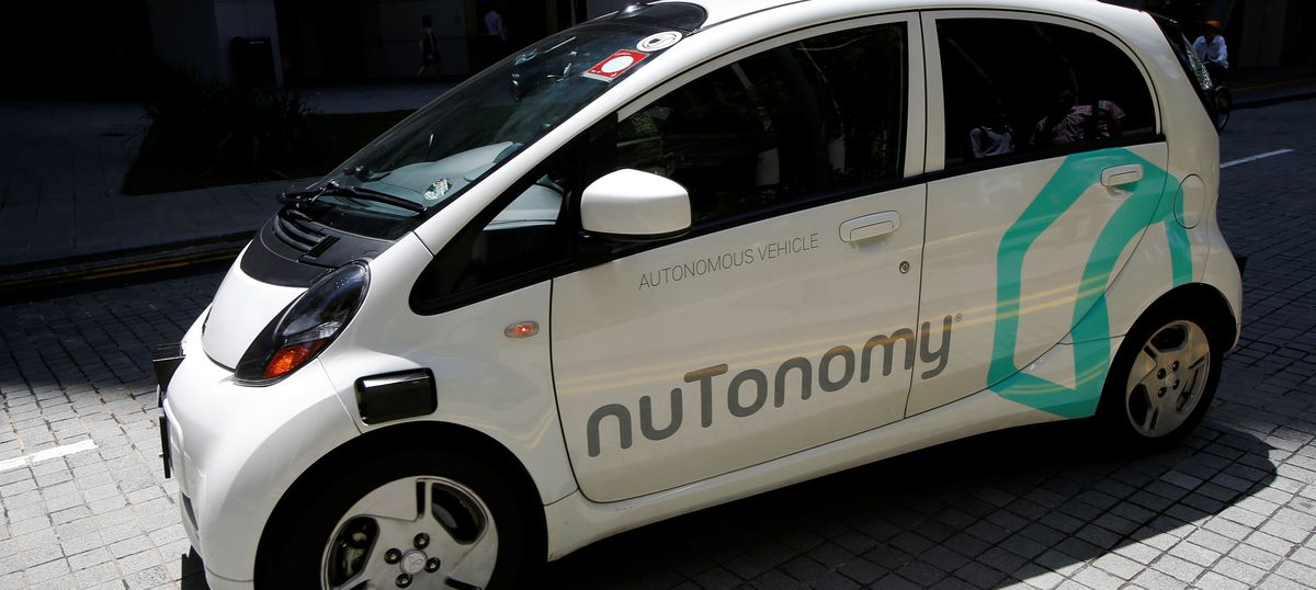 World's first self-driving taxi service hits Singapore streets