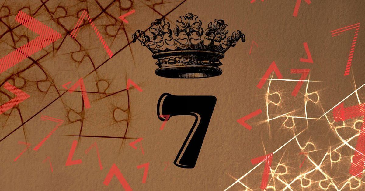 सात के अंक में ऐसा क्या है कि वह हमारा साथ ही नहीं छोड़ता?