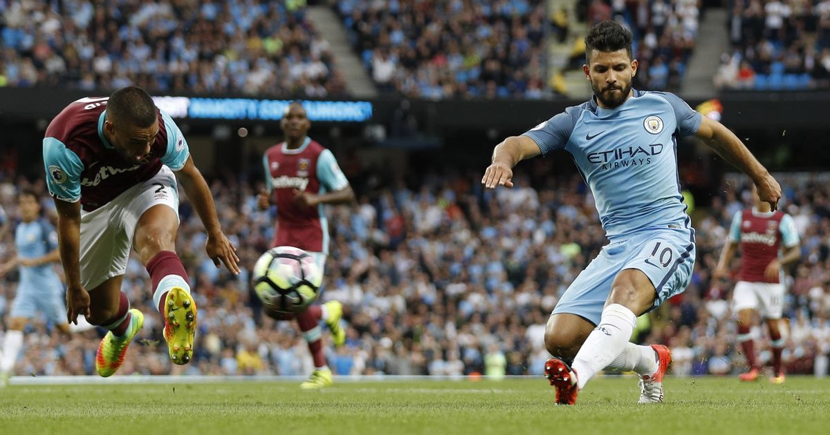 The sports wrap: Manchester City say they won't sell Sergio Aguero, and other top stories