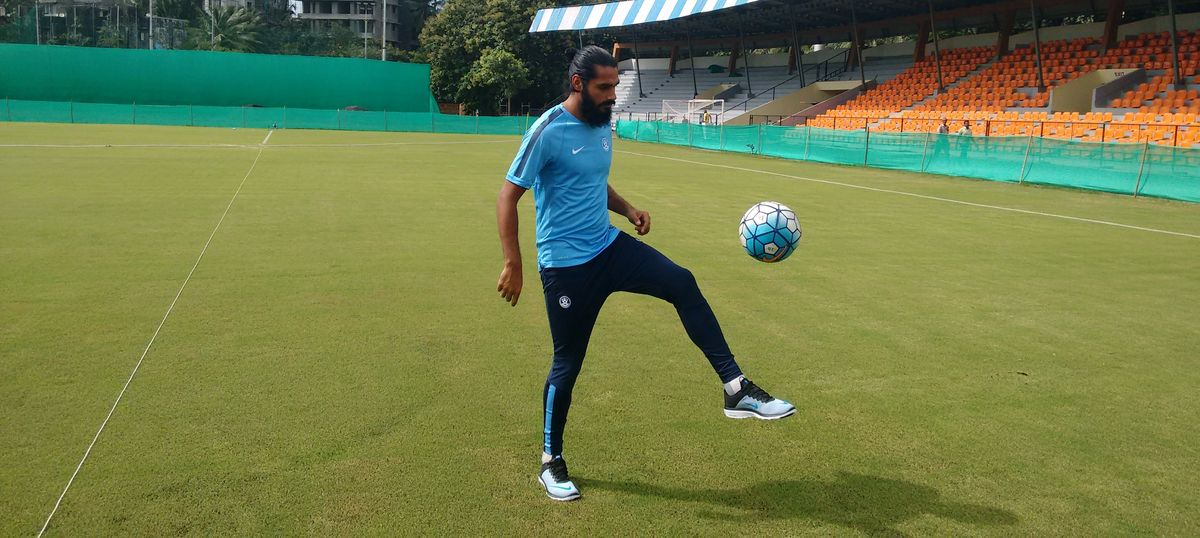 Bengaluru FC sign defender Sandesh Jhingan for the ongoing I-League season