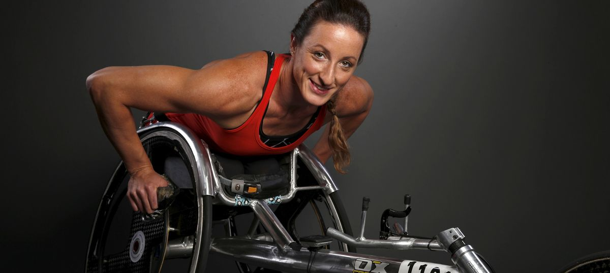 Forget about the Olympics, it's the Paralympics where the true super-humans perform