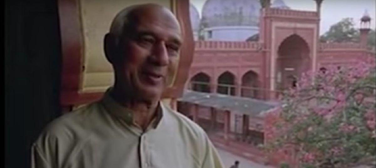 Dr SM Yunus Jaffery (1930-2016): The teacher of Persian