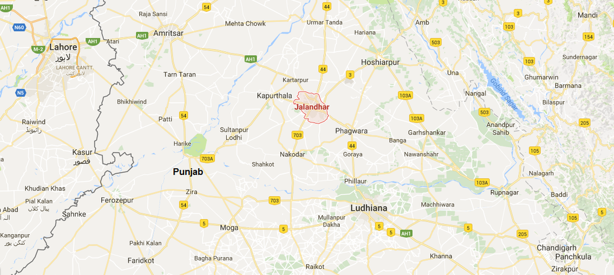 Gold worth Rs 3 crore, Rs 30,000 in cash stolen from lending company in Jalandhar