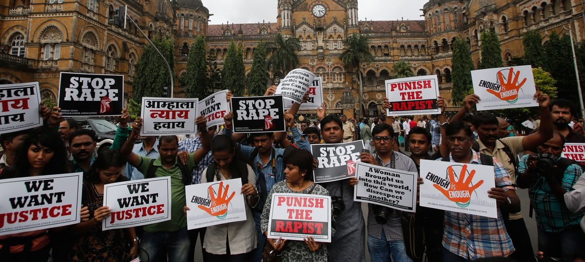 Two men allegedly rape minor in Lucknow, passerby she approaches for help assaults her too