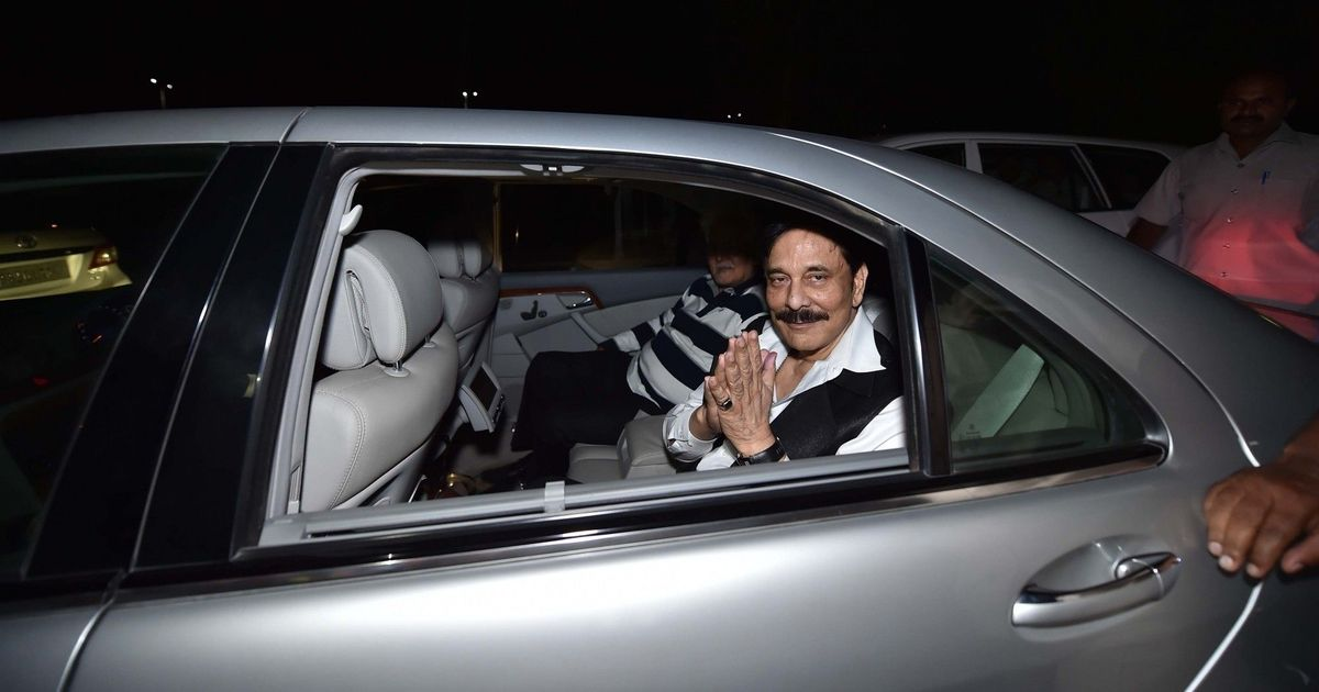 Subrata Roy urges SC for stay on auction of Aamby Valley project
