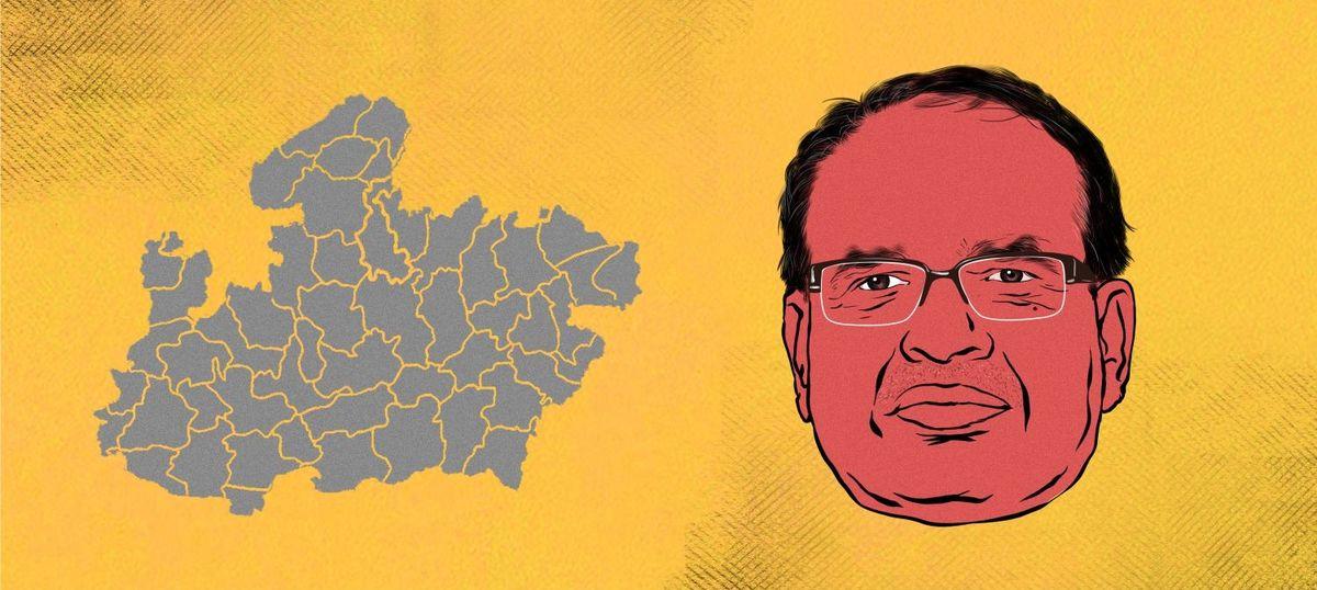 #4 शिवराज सिंह 2013 जितने ताकतवर नहीं हैं पर भाजपा के मुख्यमंत्रियों में सबसे ज्यादा हैं