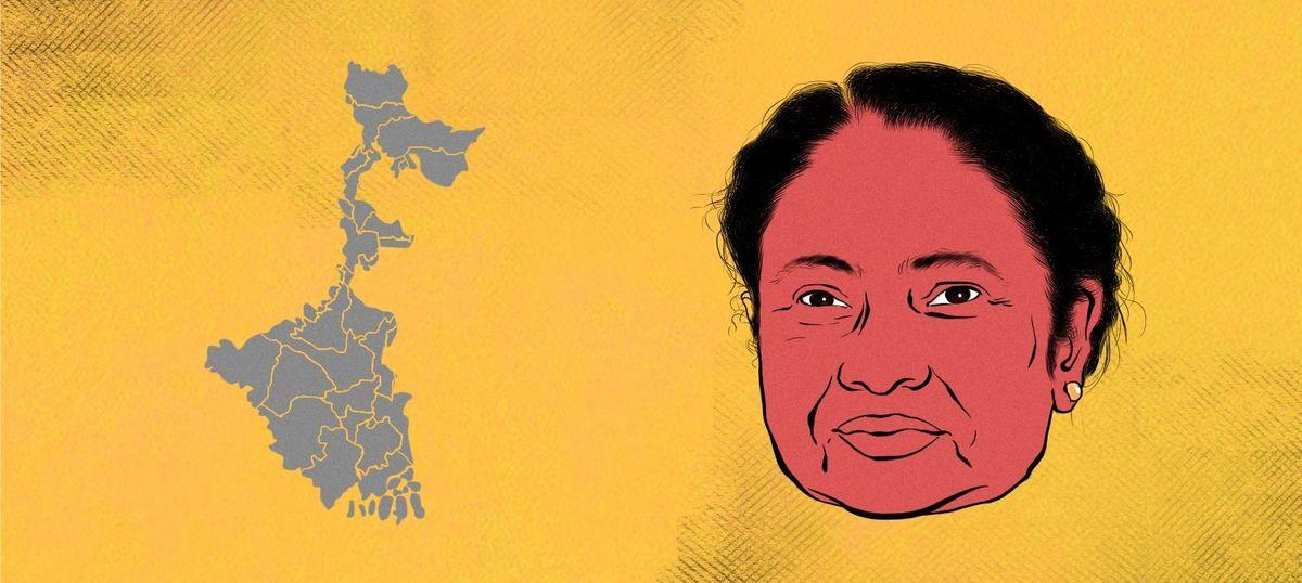 #5 ममता बनर्जी : जिनसे पार पाना फिलहाल तो बंगाल में किसी के लिए संभव नहीं लगता