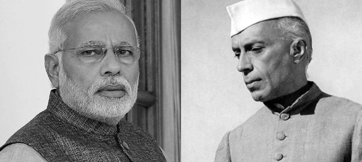भारत-अमेरिका सैन्य समझौता : नरेंद्र मोदी, जवाहर लाल नेहरू की राह पर ही चल रहे हैं