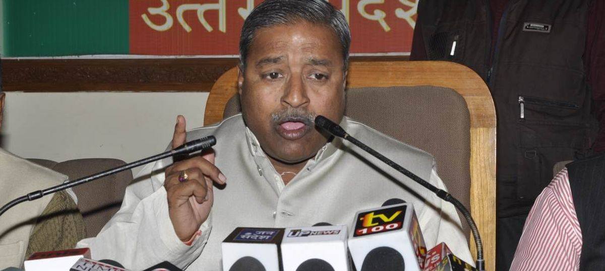 As BJP talks of a Ramayan Museum at Ayodhya, sidelined Vinay Katiyar reminds party of Ram temple
