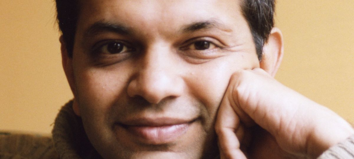 Suketu Mehta has written a new story, and it's a frenetic mixture of memory and desire