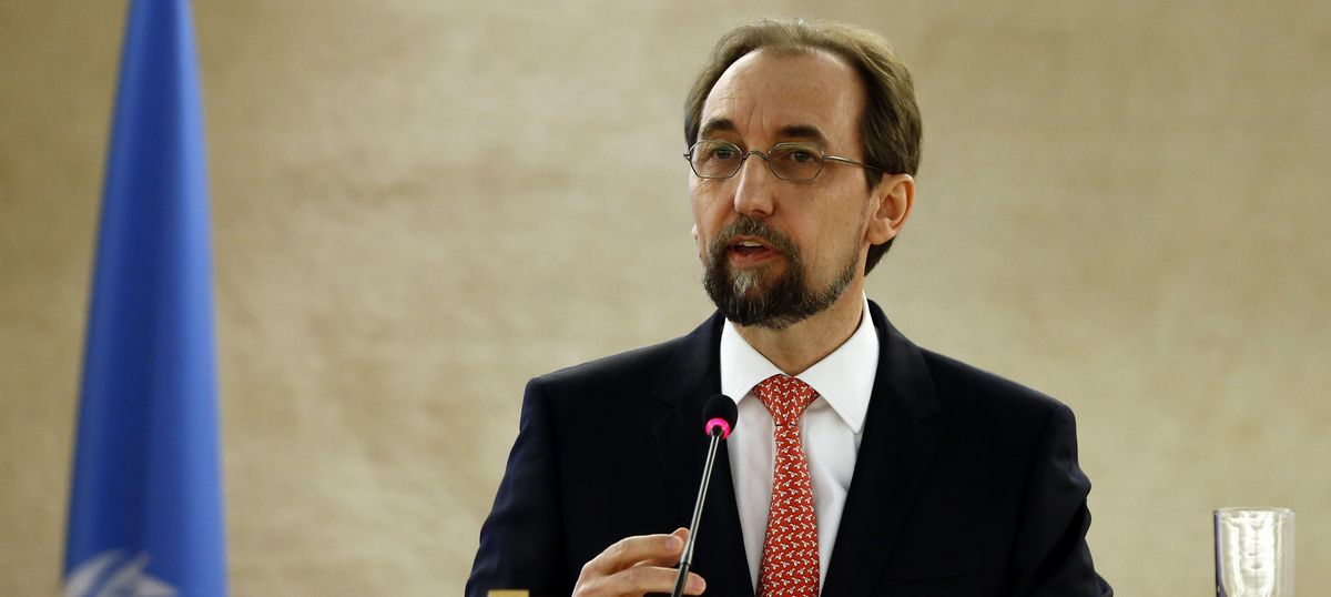 United Nations human rights chief criticises India for planning to deport Rohingya refugees