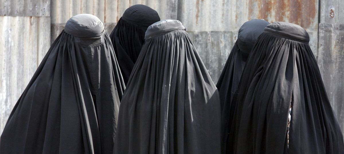 Morocco reportedly bans burqa for 'security reasons'