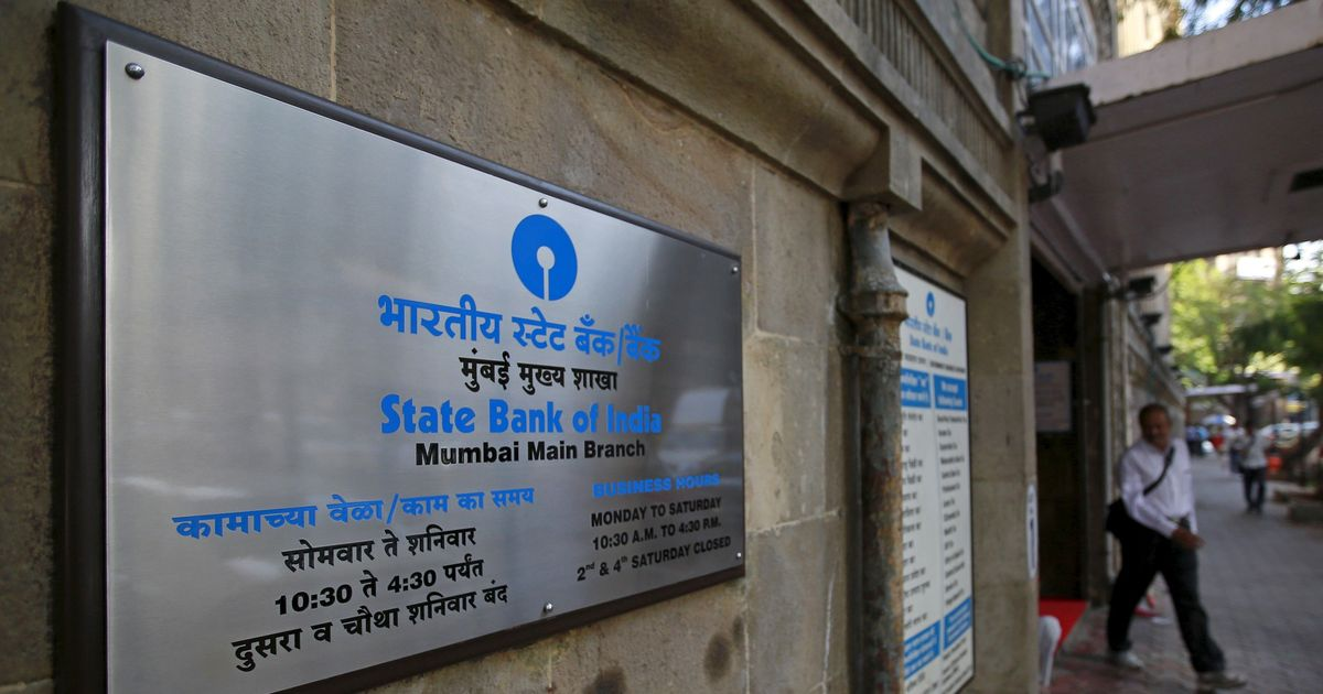 SBI cuts savings rate, shares jump nearly 5%
