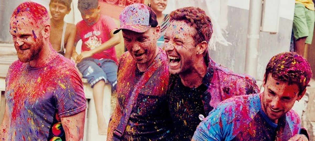 'A Head Full of Dreams' documentary traces the rise and rise of Coldplay