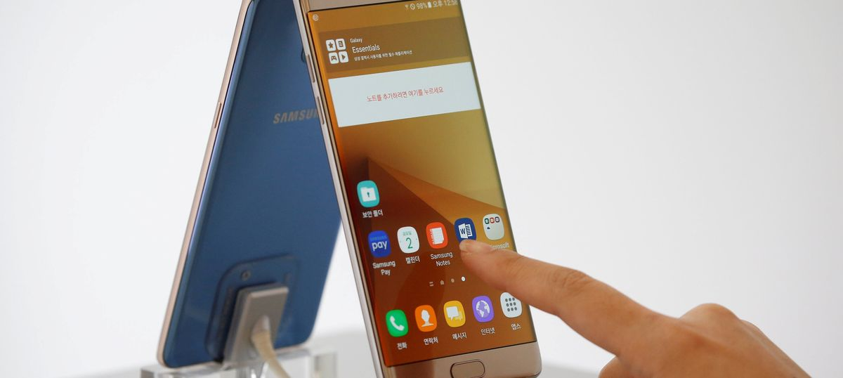 Galaxy Note7 explodes in China even though Samsung had claimed those variants were safe