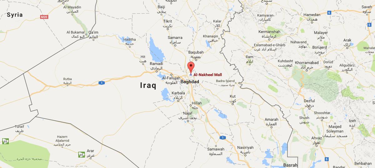 इराक में आत्मघाती हमला, 12 की मौत