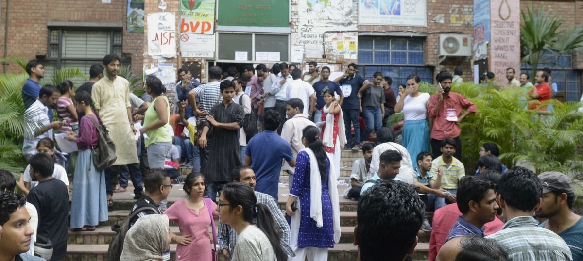JNU elections: ABVP routed as Left Unity alliance sweeps to 4-0 victory