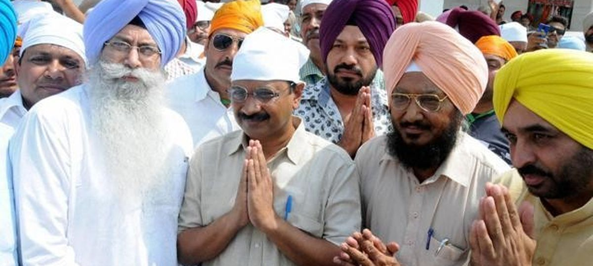 Punjab polls: Assume Arvind Kejriwal will be your chief minister, says Manish Sisodia