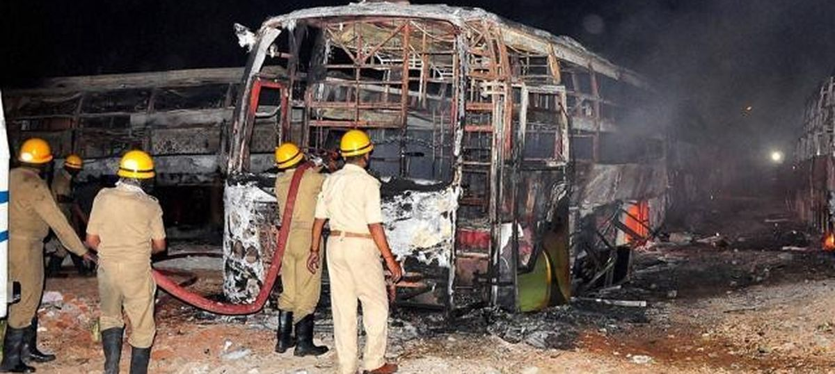 Cauvery protests: Toll from violence rises to two, 365 people arrested so far