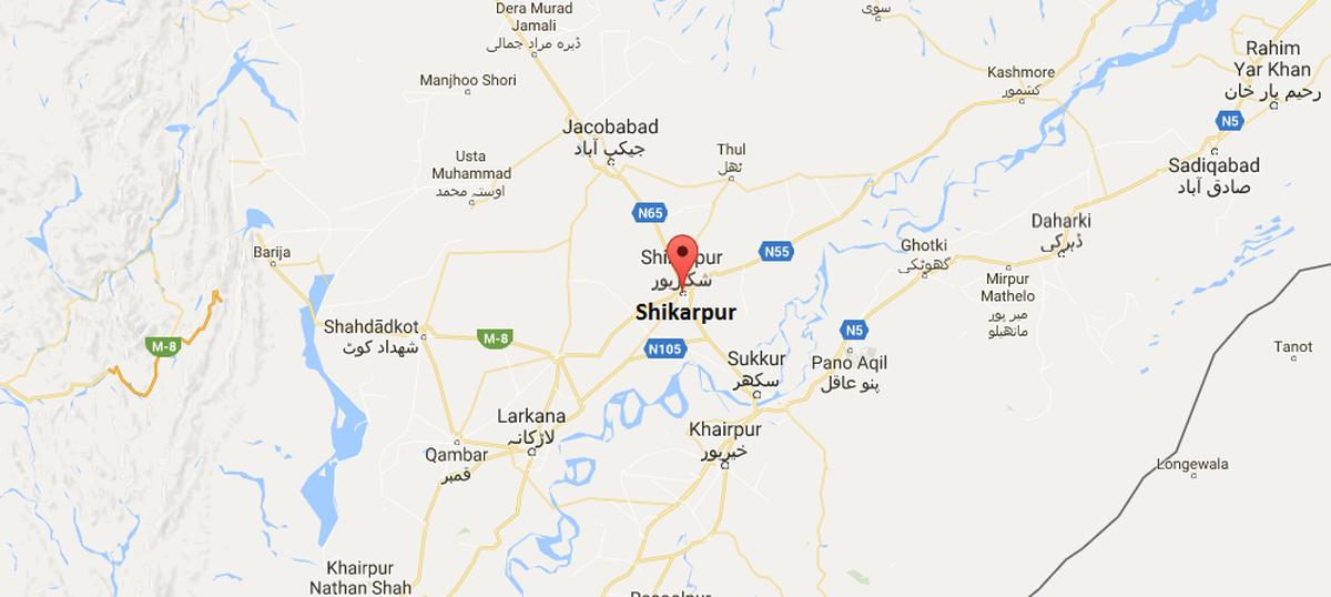 पाकिस्तान में बकरीद की नमाज के दौरान दो आत्मघाती हमले, 13 घायल