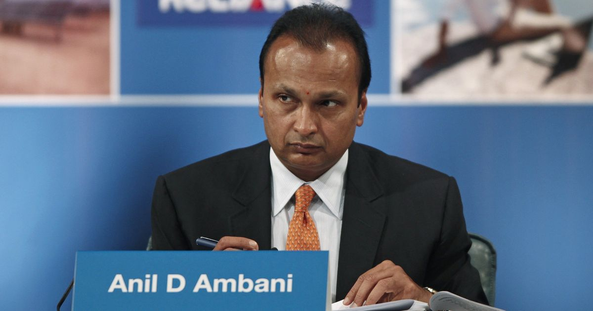 Anil Ambani's Reliance Group sues NDTV for Rs 10,000 crore over coverage of Rafale jet deal