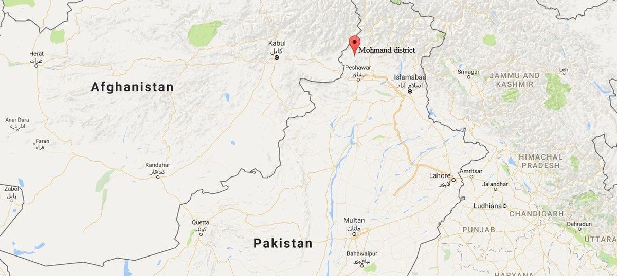 पाकिस्तान : सैन्य मुख्यालय पर आत्मघाती आतंकी हमला, चार आतंकियों के साथ दो सैनिकों की मौत