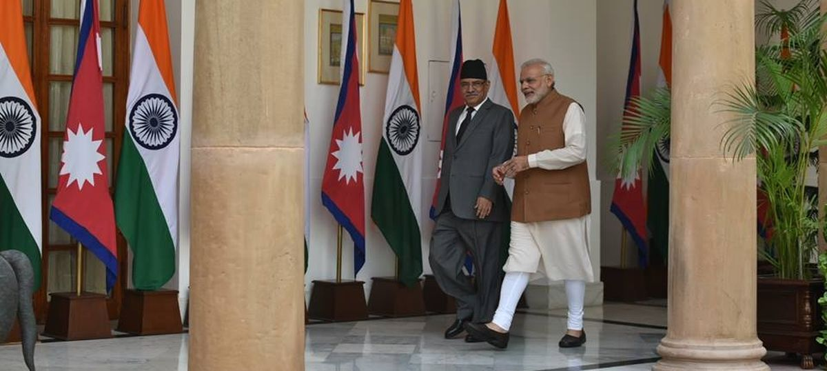 Narendra Modi asks Nepal PM Prachanda to include all communities while implementing Constitution