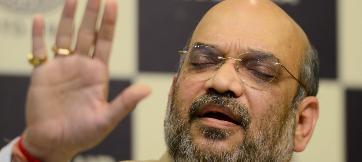 Will the crisis in the Samajwadi Party force Amit Shah to rethink his strategy in UP?