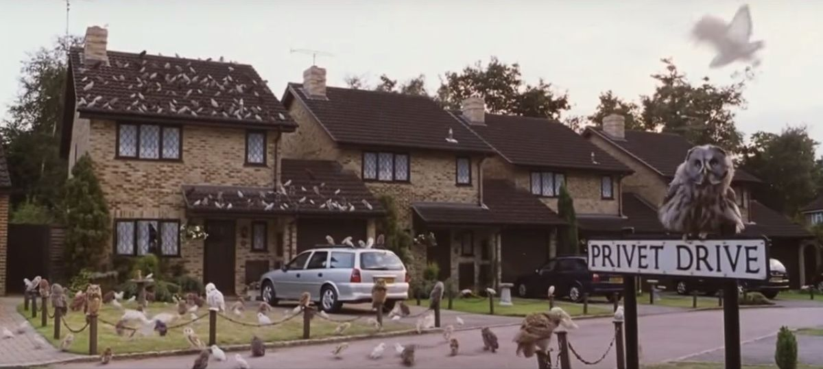 Harry Potter S Privet Drive Home On Sale For 163 475 000