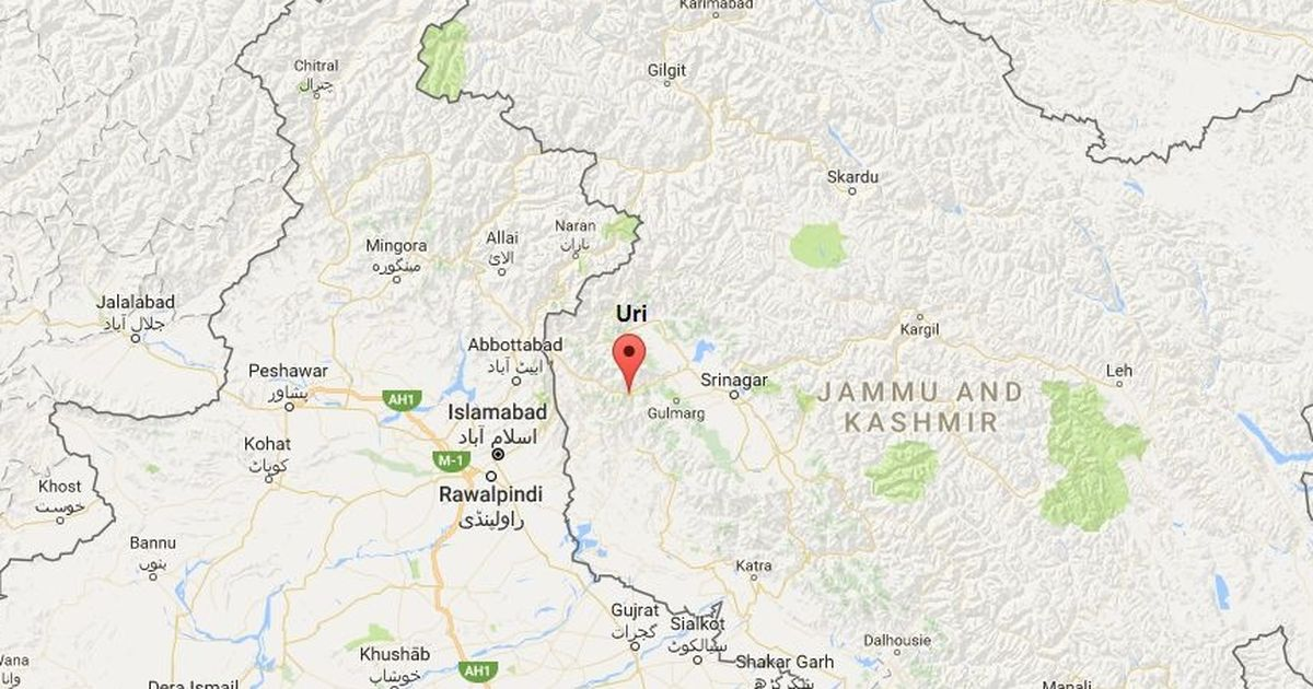 Unprovoked ceasefire violation by Pak in J&K