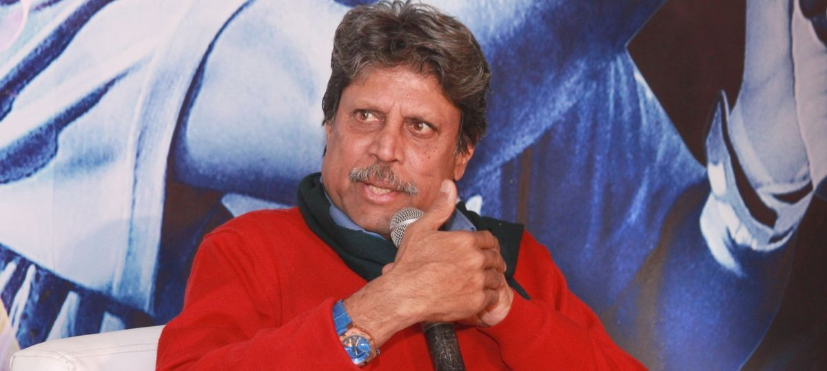 Kapil Dev lashes out at reporter over questions about Pakistan's absence from Kabaddi World Cup