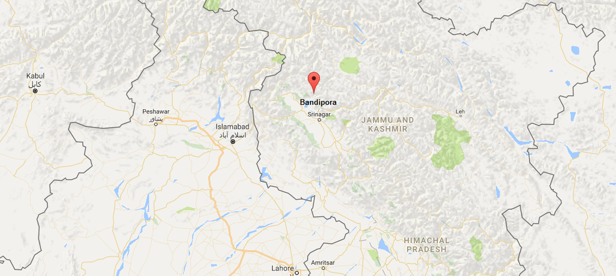 Jammu and Kashmir: Three militants killed in encounter in Bandipora, says Army
