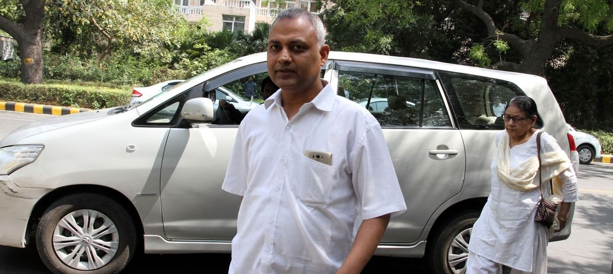 AAP legislator Somnath Bharti arrested for allegedly assaulting AIIMS security staff, gets bail