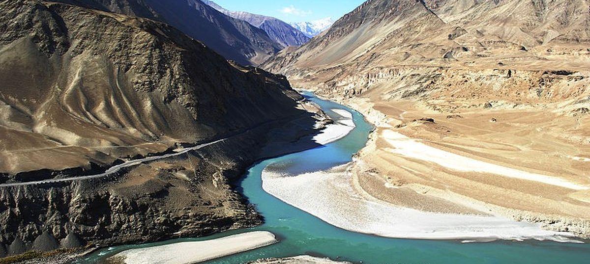Image result for भारत पाकिस्तान सिंधु