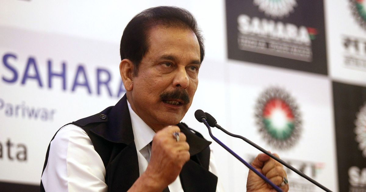 SC extends Sahara Chief Subrata Roy's parole till June 19