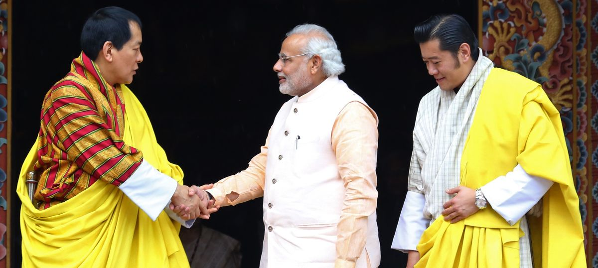 Himalayan power play: India watches worriedly as China woos Bhutan