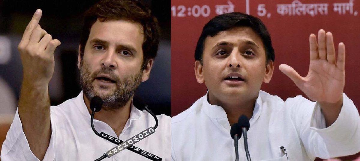 Akhilesh Yadav supports Rahul Gandhi's 'dalali' remark about Narendra Modi