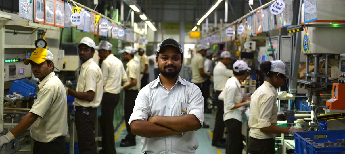 These companies are changing the way labour is hired (and fired) in India