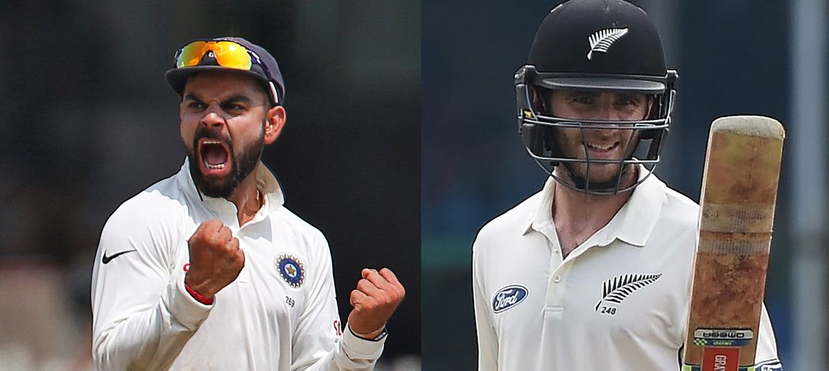 Virat Kohli S Fire Versus Kane Williamson S Ice Could Be The