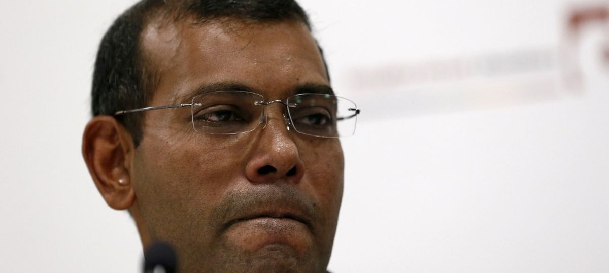 Ex-Maldives president Mohamed Nasheed urges India to help resolve crisis, seeks 'physical presence'