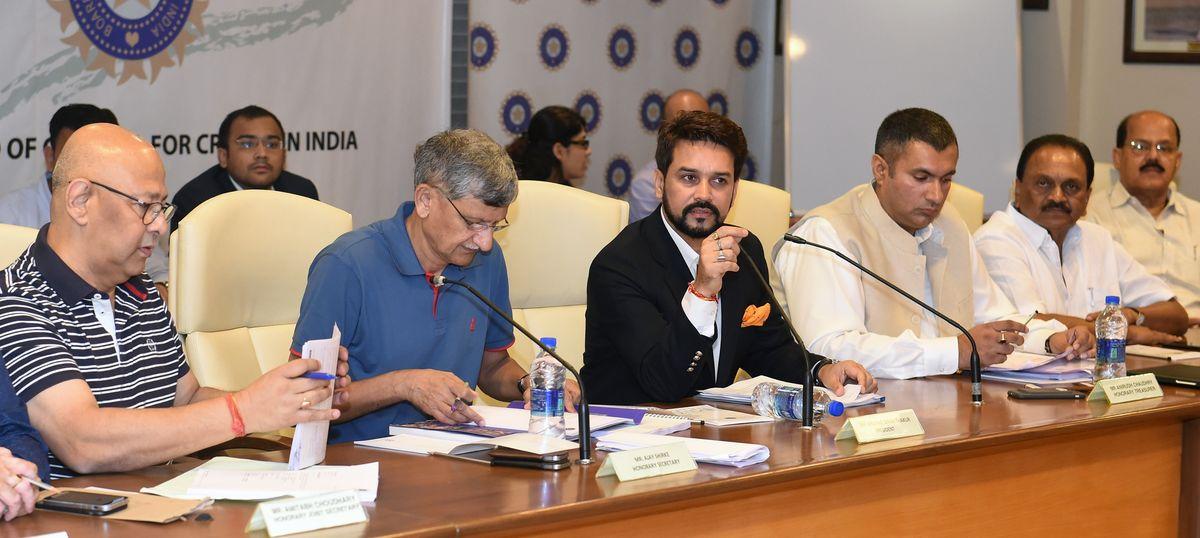 बीसीसीआई की भारत-न्यूजीलैंड सीरीज रद्द करने की धमकी के बाद लोढ़ा समिति ने सफाई दी